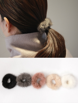 밍크밴딩 hairband(5col)